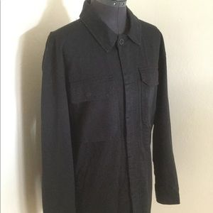 Billabong Surfplus Utility Shirt Jacket, Sz L